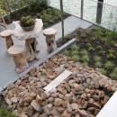 Luxe tuin